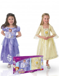 Cofanetto di 2 costumi Principessa Sofia e Amber™