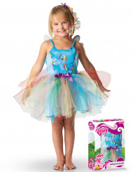 Cofanetto costume Rainbow Dash My Little Pony™ bambina