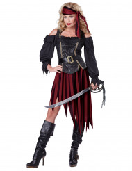 Costume Pirata Donna per adulto