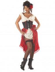 Costume locandiera Sexy donna