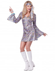 Costume Sensation Disco per donna