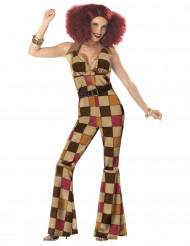 Costume Disco Boogie per donna