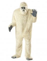 Costume da Uomo delle nevi per adulto