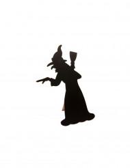 Decorazione Halloween: lavagnetta menù strega
