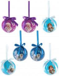 7 palle Natale Frozen- Il regno di ghiaccio™