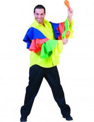 Camicia ballerino di rumba uomo