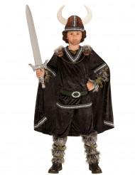 Costume da vichingo lusso per bambino