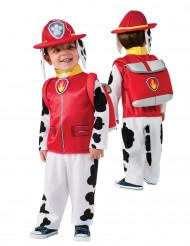 Costume Pompiere Marshall Paw Patrol™ per bambino