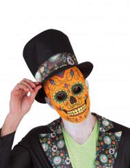 Maschera deluxe uomo Giorno dei Morti