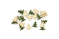 Coriandoli da tavolo alberi di Natale 10 grammi