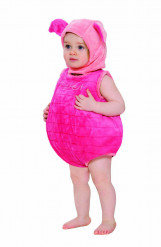 Costume bébé con cappuccio peluche Pimpi™