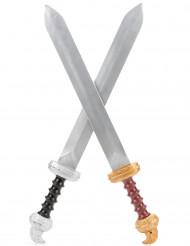 Kit 2 spade gladiatore per bambino