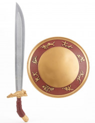 Kit Gladiatore per bambino