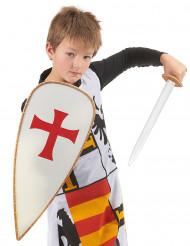 Travestimento e accessori Cavaliere bambino