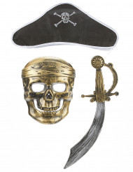 Kit da Pirata per bambino