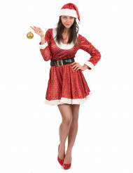 Costume Mamma Natale per donna