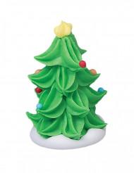 Piccolo albero di Natale di zucchero