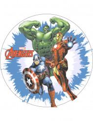 Disco ostia Hulk, Iron Man, Capitan America - the Avengers™