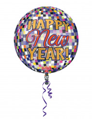 Pallone di alluminio XL Happy New Year