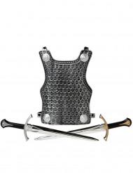 Armatura e spade da romano per bambino