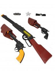 Set cowboy cacciatore di taglie
