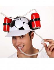 Cappello anti-sete pallone da calcio