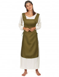 Costume paesana medievale donna