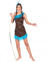 Costume Indiana per donna