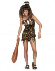 Costume da donna preistorica