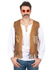 Gilet hippie uomo
