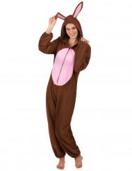 Costume da coniglio per donna