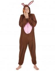 Costume Coniglio uomo