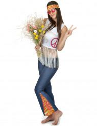 Costume Hippie dei fiori per donna