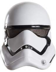 Mezza maschera Stormtrooper  Star Wars VII™ adulto