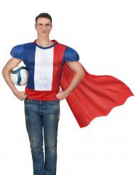 Maglietta da eroe con mantello - Francia