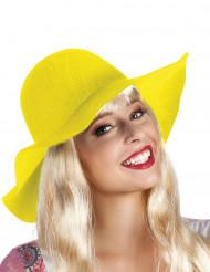 Cappello Estate giallo per donna