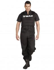 Costume tuta SWAT da uomo
