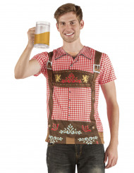 T-shirt bavarese uomo