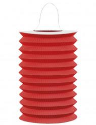 Lanterna di carta rossa