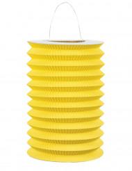 Lanterna di carta gialla