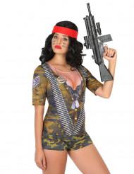 Maglia da soldatessa sexy