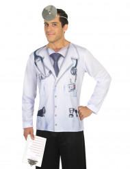 Maglietta da dottore uomo