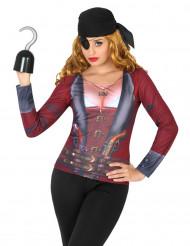Maglia da pirata donna