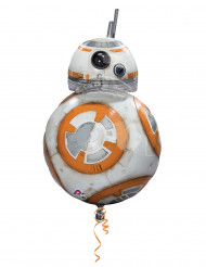 Pallone in alluminio BB-8 Star Wars VII™