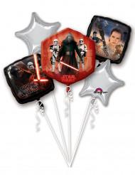 Bouquet di palloncini d'alluminio Star Wars VII™