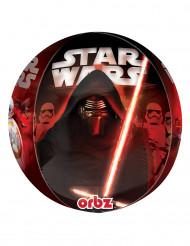 Maxi palloncino in alluminio Star Wars VII™ 38 x 40 cm