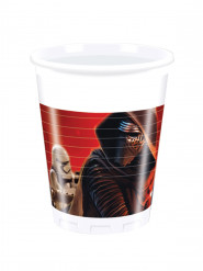8 Bicchieri di plastica Star Wars VII™
