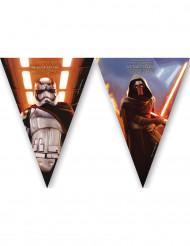 Ghirlanda di bandierine triangolari Star Wars VII™