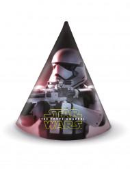 6 Cappellini per feste Star Wars VII™