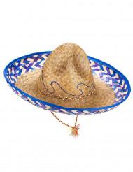 Capello messicano di paglia adulto